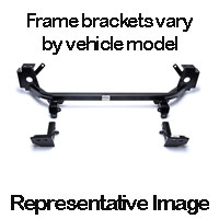 Oldsmobile Culass 1997-1999 XL Tow Bar Baseplate